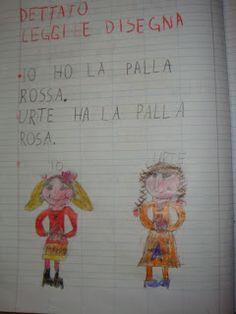 Questi sono i quaderni dei bambini della classe della maestra Marina che sta utilizzando il mio metodo. Lei ha scelto di fare tutti i caratt...