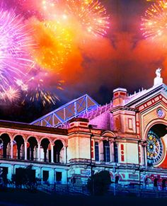 See it - The fireworks at Alexandra Palace will make sure your night goes off with a bang!