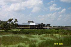 Green Cay Wetlands and Nautre Center, Palm Beach County by Darrin Engel, via Behance
