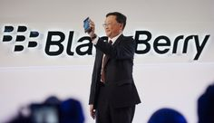 BlackBerry CEO John Chen wrote an open letter to BlackBerry users. Here's what he said.