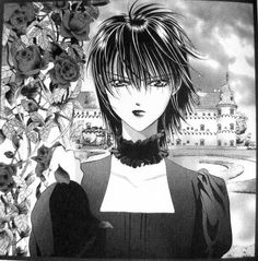 Skip Beat: Kyoko's role as Mio an evil wealthy girl in Anime/Manga