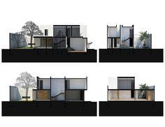 Casa Estudio Hill | Centro de Colaboración Arquitectónica #section