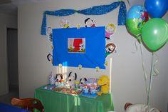 Snoopy birthday party