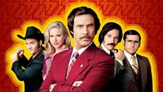 Anchorman 2 teaser will be attached to The Dictator, out this week in Australia.    More at Movies.MMGN.com