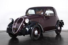 1939 Lancia Ardea, completamente restaurata in vendita | :: ROLLING ...