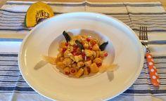 Innamorarsi in cucina: Gnocchi alla zucca / Butternut squash gnocchi.
