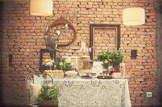 mesa de casamento no Manioca - por Decoração do Baile