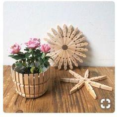 750 Likes, 4 Kommentare – Creative Crafts (Edna Viriato. Kids Crafts, Hobbies And Crafts, Creative Crafts, Home Crafts, Diy And Crafts, Craft Projects, Arts And Crafts, Hobbies Creative, Popsicle Stick Crafts