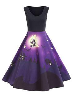 Bat Castle Vintage A Line Halloween Dress. Sweat CapucheManteauRobe En  VeloursRobe PullRobe HalloweenDeguisement FemmeVetement SportCol  HautGrandes Tailles 6a3167370b31