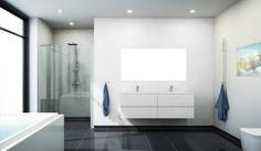 Kilen, badeværelsemøbler, design, bathroom, modern Bathroom Modern, Design Bathroom, Aspen, Bathroom Lighting, Flat Screen, Bathtub, Mirror, Inspiration, Furniture