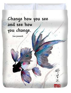 """In Change With Zen Proverb """"Peace in Change"""" Spontaneous(Xie Yi) style Chinese brush painting on rice paper by bgsearle with Zen proverb.""""Peace in Change"""" Spontaneous(Xie Yi) style Chinese brush painting on rice paper by bgsearle with Zen proverb. Zen Quotes, Spiritual Quotes, Wisdom Quotes, Great Quotes, Positive Quotes, Motivational Quotes, Life Quotes, Inspirational Quotes, Zen Sayings"""