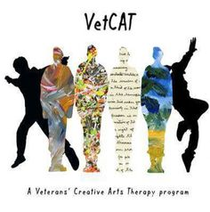 VetCAT: A Veterans' Creative Arts Therapy Program #arttherapy