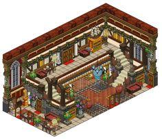 Mansion - Entrance by Cutiezor.deviantart.com on @DeviantArt