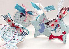 Christmas Angels, Christmas Home, Christmas Crafts, Xmas, Christmas Ornaments, Christmas Ideas, Lucky Charm, Diy Home Decor, Gift Wrapping