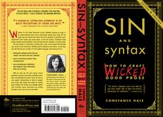 Sin and Syntax • Cover design by Maria Elias