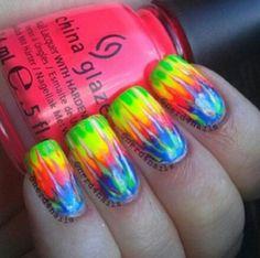 Nagellak kunst / kleuren / nail art / colors