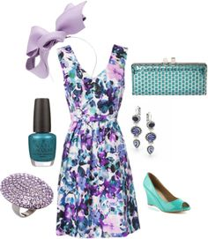 Outfits - What To Wear To A Garden Wedding