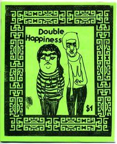 Double Happiness zine