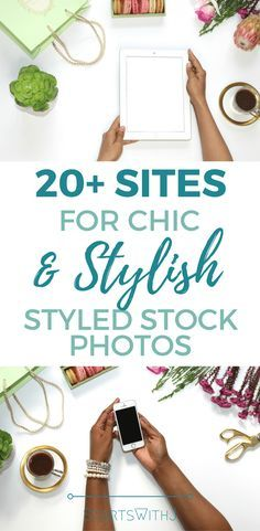 I found this awesome resource for FREE chic styled stock photos - so many options to choose from - I am sorted for my blog.