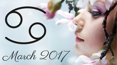 #Cancer #March 2017 #Psychic #Tarot Reading #Intuitive Life Coaching by White...