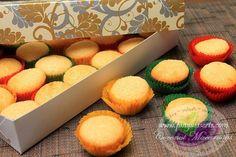 Filipino Coconut Macaroons Recipe | Filipino Dessert Recipes by PingDesserts.com