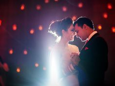 33 Rockin' First Dance Wedding Songs | Photo by: Jared Wilson Photography | TheKnot.com