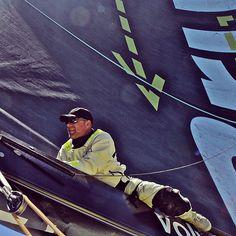 Team Brunel - In the volvo ocean race