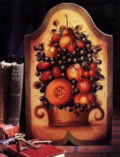 Fruit on a Key Keeper