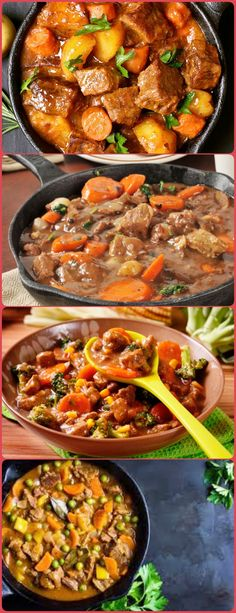 Lunch Recipes, Meat Recipes, Mexican Food Recipes, Appetizer Recipes, Healthy Recipes, I Love Food, Good Food, Seafood Casserole Recipes, Brazilian Dishes