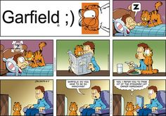Garfield Strip from 02 Jun 2013