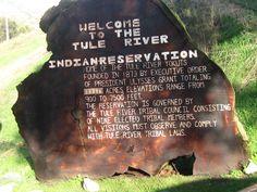 Tule River Indian Reservation
