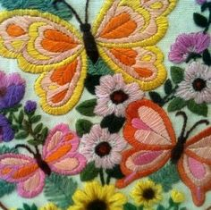 Embroidery/Textile