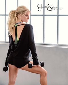 Jessica Simpson's Activewear Line Just Launched and We're Adding Everything to Our Wish List