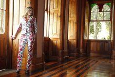 #Moda: #estampas #florais