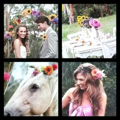 horse wedding flowers | ... Rose Flowers – Sydney Based Designer wedding florist and Stylist