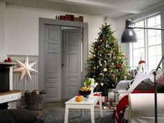 Decoracin navidea ideas para tu living o sala