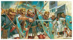 LEGIO-IIII-SCYTHICA - 1910 years Anniversary from the second Dacian war