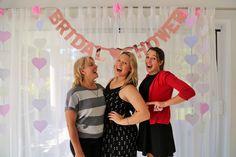 A few crazy women :)