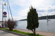 Jezioro w Mikołajkach