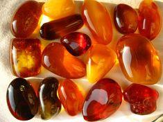 miner, warm color, amber