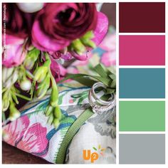 <3 #colorpalette #carteladecores #paletadecores #casamento