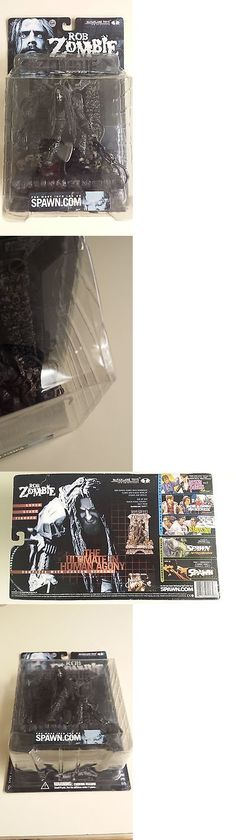 Music 175691: Rob Zombie- Action Figure -> BUY IT NOW ONLY: $40 on eBay!