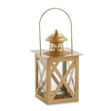 Kate Aspen Classic Lantern, Gold: Place these beautiful traditional Classic Gold Lanterns from Kate Aspen on your tables for a bridal shower or wedding decor piece guests will love. Gold Lanterns, Vintage Lanterns, Lanterns Decor, Candle Lanterns, Classic Lanterns, Classic Candles, Kate Aspen, Lantern Set, Elegant Bridal Shower