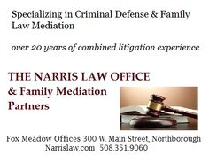 Visit Narrislaw.com to schedule a free consultation or request more information about your criminal defense, divorce mediation, or family law case or appeal.