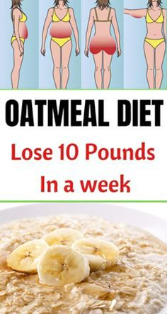 Oatmeal Diet Plan To Lose up 10 Pounds In a Week. Healthy Diet Tips, Diet And Nutrition, Health Diet, Healthy Life, Healthy Cooking, Diet Plans To Lose Weight Fast, Weight Loss Meals, Low Calorie Diet Plan, Healthy Low Calorie Meals