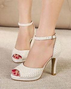 Shimandi Sequins Stiletto Heels Sandals Shoes