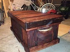 Pallet Trunk - All