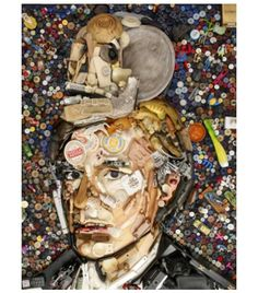 Bernard Pras 'Warhol'