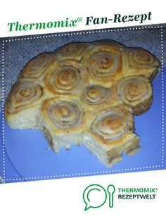 Schnelle Schneckennudeln von Bäki. Ein Thermomix ® Rezept aus der Kategorie Backen süß auf www.rezeptwelt.de, der Thermomix ® Community.