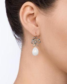 """Eclair Jewellery Shop udostępnił(a) zdjęcie na Instagramie: """"This season, earrings will take you to a new level of style in the shine of stones, texture and…"""" • Zobacz 182 zdjęć i filmów na tym profilu. High Jewelry, Jewelry Shop, Jewellery, Pearl Earrings, Drop Earrings, Eclairs, You Look, Stones, Seasons"""